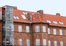 dekorative fasadeplater utvendig
